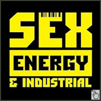 Фестивальная футболка SEX, ENERGY & INDUSTRIAL